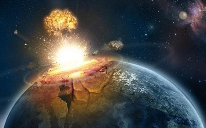 Динозавры вымерли из-за метеорита
