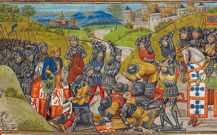 В средние века люди в среднем доживали до 30 лет