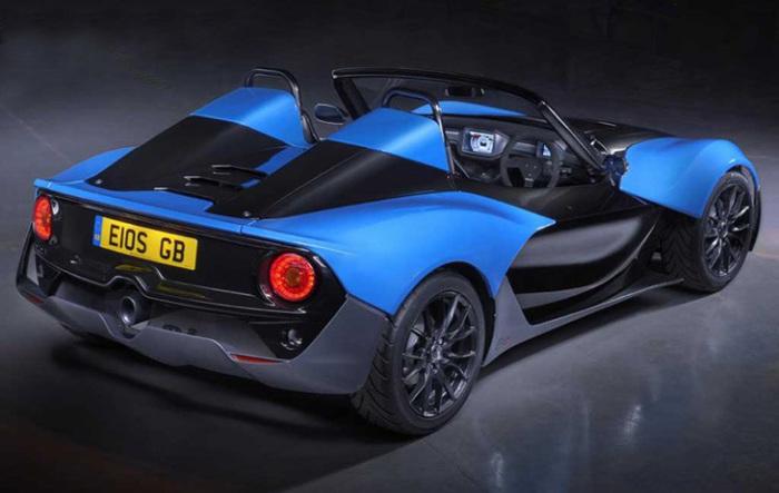 Новинка автошоу Autosport International Show.