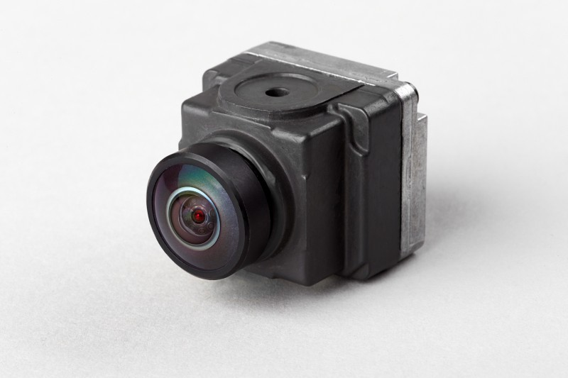 Камеры по периметру