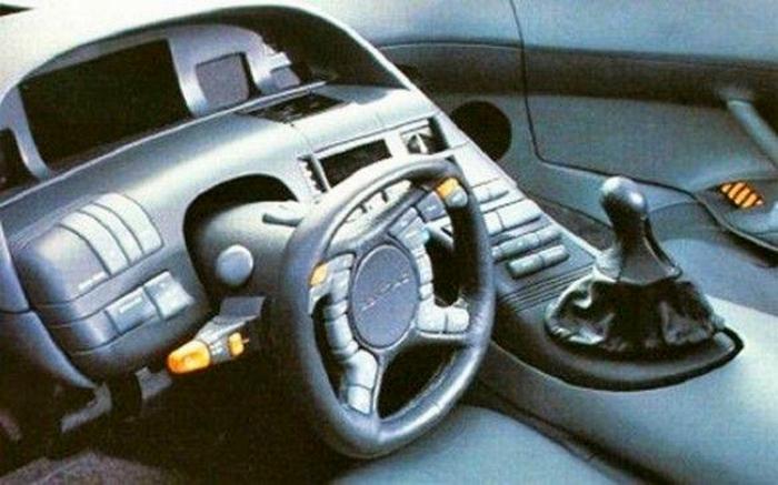 Концепт Pontiac Banshee.