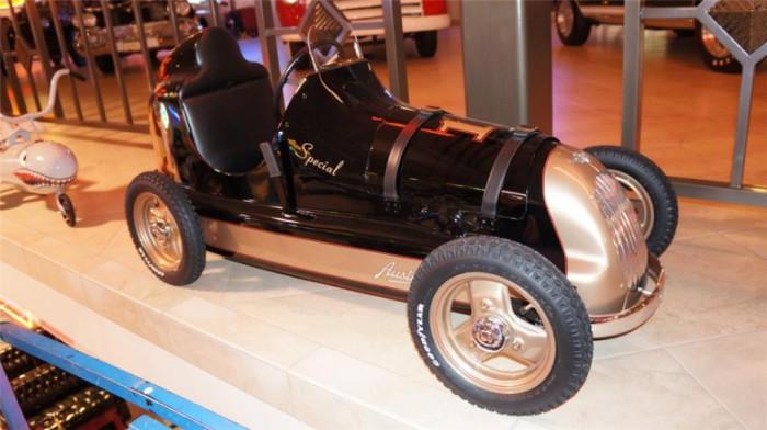 Austin Seven Racer.