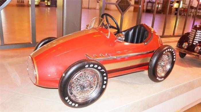 Ferrari F2 Indy