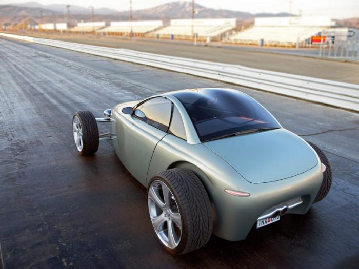 Концепт Volvo T6 Roadster.