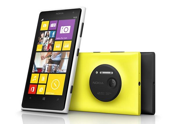 Nokia Lumia 1020 – смартфон с камерой на 41 мегапиксель