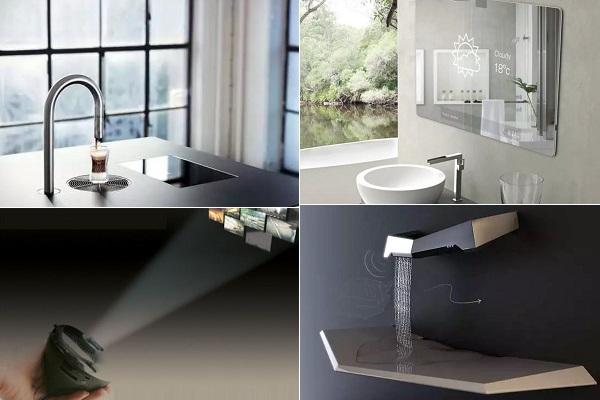 Полезные и удобные сантехнические новинки для ванной и уборной