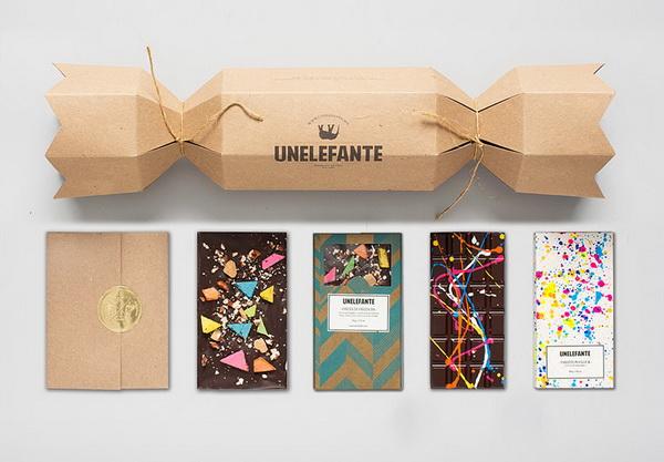 Шоколад от Unelefante.