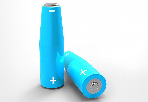 8° Battery: батарейка, которая легко вынимается.