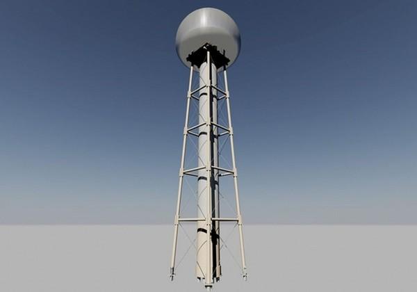 Новый вариант Башни Теслы