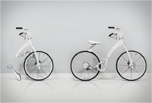 Электровелосипед Gi Bike.