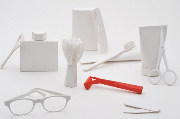 Бритва, обращающая способность бумаги резаться в мирное русло.
