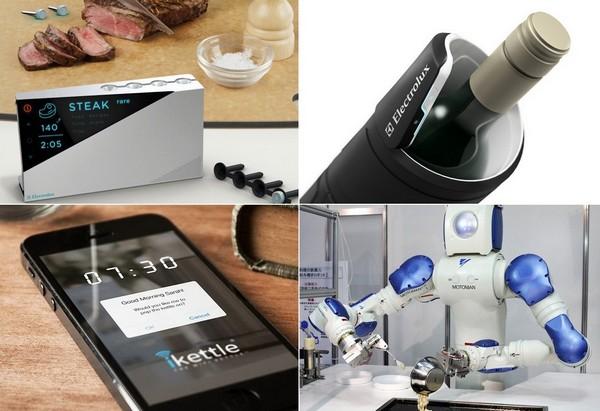 Кухонные технологии будущего