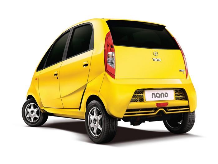 Tata Nano – самый дешевый в мире автомобиль