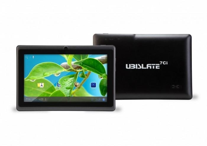 Datawind UbiSlate 7Ci – самый дешевый в мире планшет