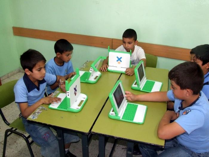 One Laptop per Child – самый дешевый в мире ноутбук