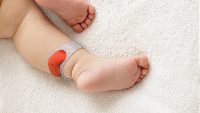 Sproutling – фитнес-браслет для новорожденного