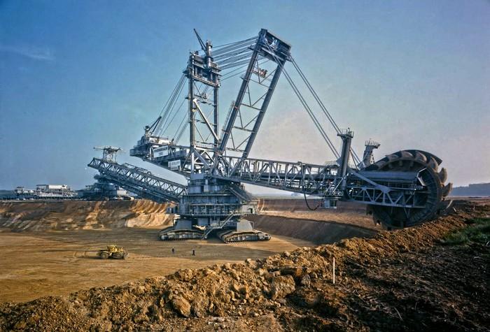 Bagger 288 – самое большое в мире транспортное средство