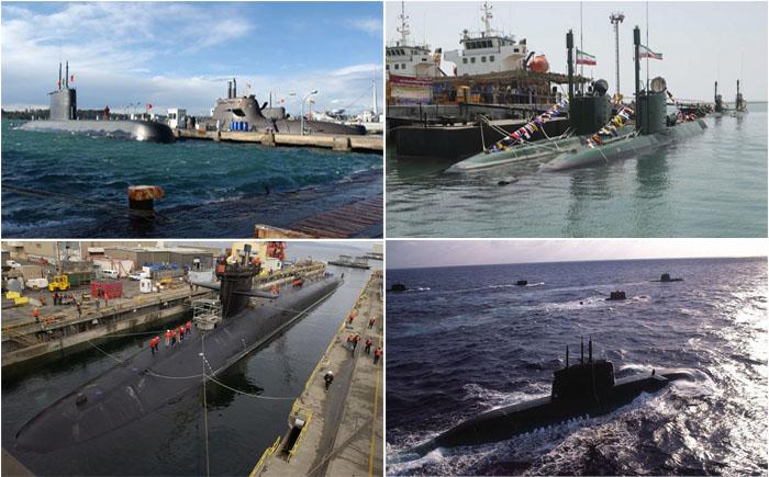 10 самых больших подводных флотов в мире