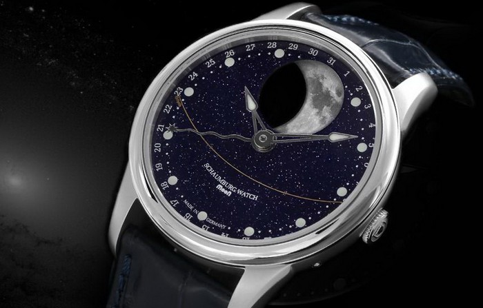 MooN Galaxy – еще одни часы с затмением
