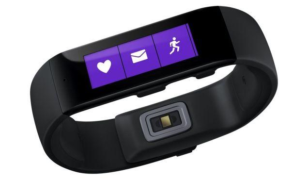 Microsoft Band: фитнес-трекер + умные часы