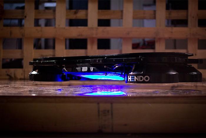 Hendo – первый в мире рабочий летающий скейтборд