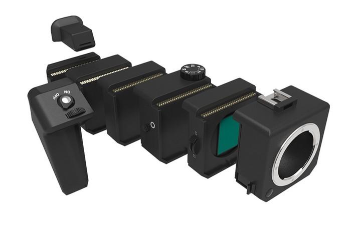 Aspekt – модульная фотокамера