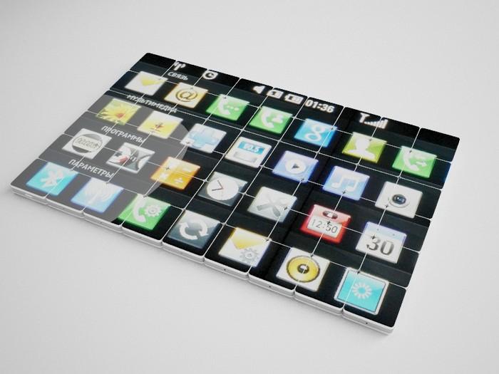 Mobikoma – телефон, который можно превратить в планшет