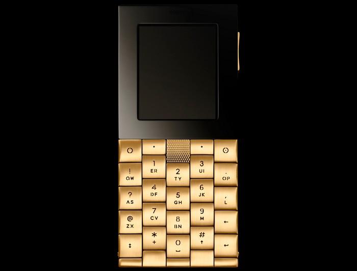 Aesir AE+ Y Phone – мобильный телефон в стиле дорогих наручных часов
