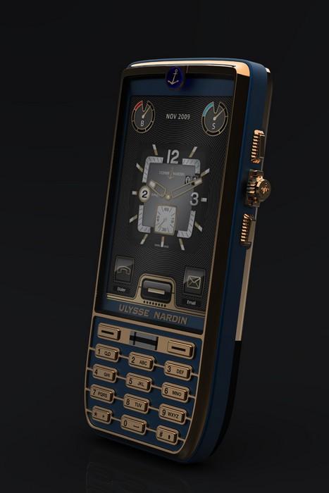 Ulysse Nardin Chairman – элитный мобильный телефон от производителя швейцарских часов