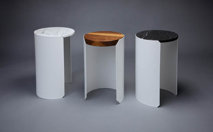 Столы со съемными столешницами.