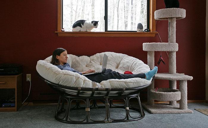 Папасан-мамасан - кресло для отдыха