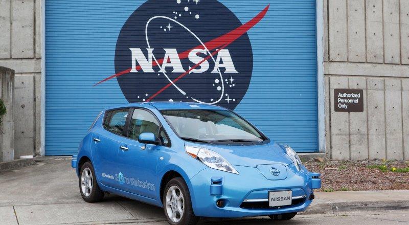 Nissan и NASA работают над созданием системы автономного управления автомобилем