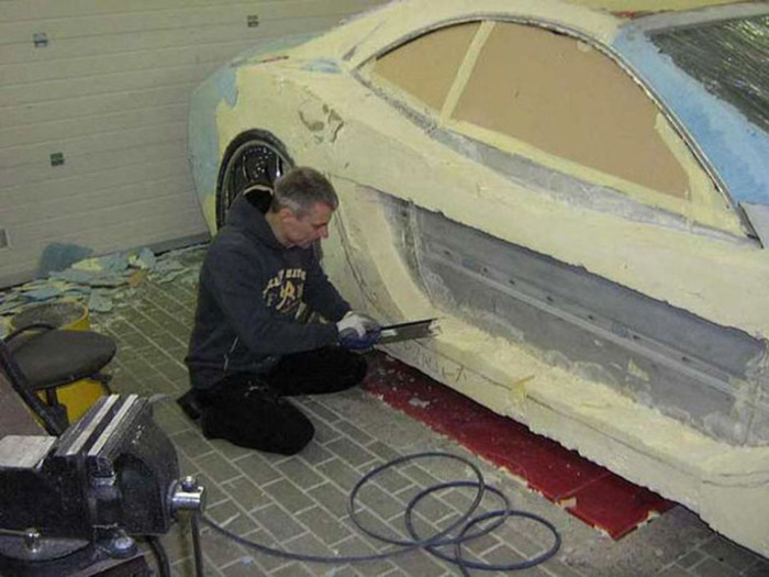 Реставрация авто: шаг за шагом.