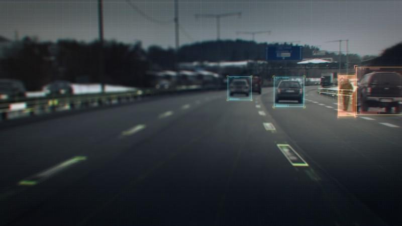 Совмещённые радар и камера