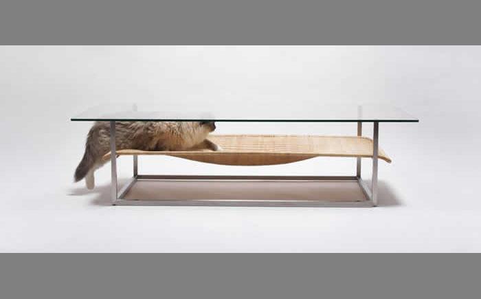 Кофейный стол для кота