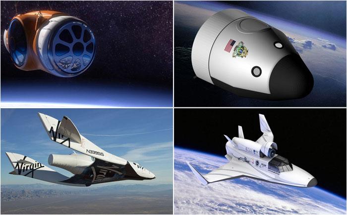 10 компаний, готовых отправить в космическое путешествие каждого желающего