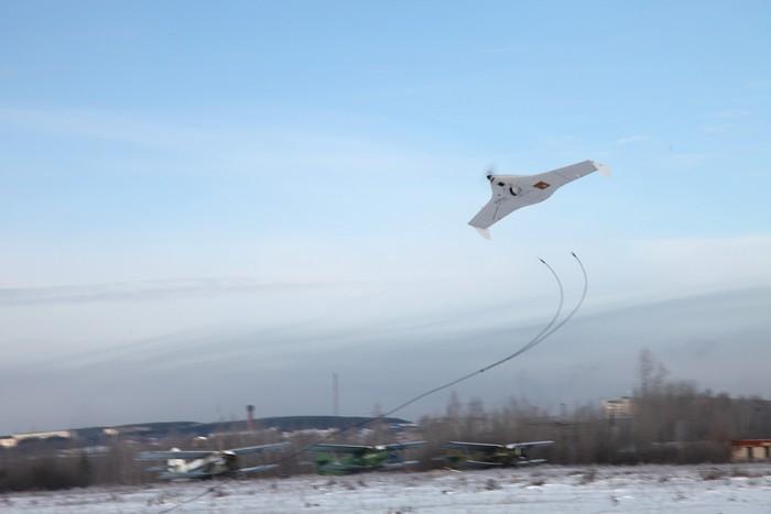 Беспилотный летательный аппарат от компании Zala Aero