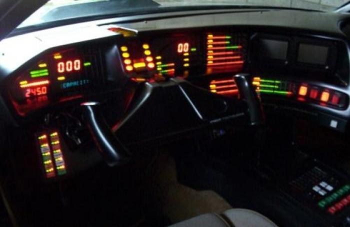Реплика Pontiac Trans Am.