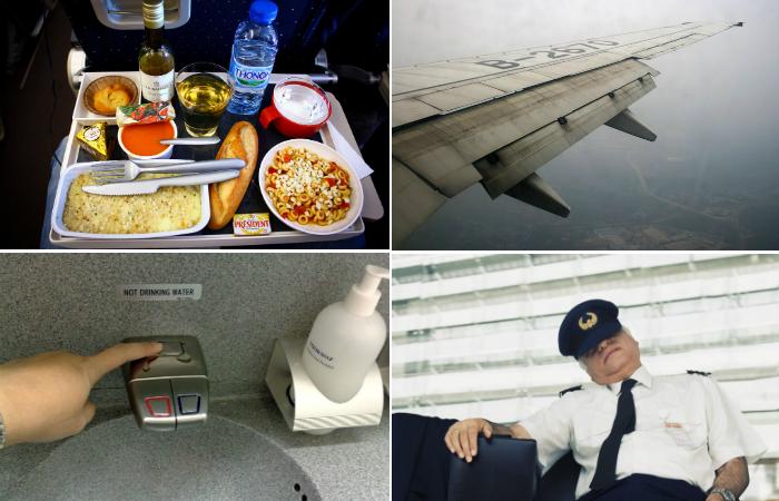 Факты о полётах, о которых не рассказывают пассажирам.