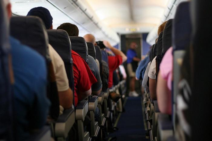 Как пассажиру усесться поудобнее.