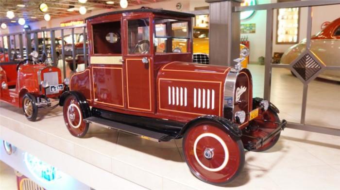 Cadillac Toledo 1924.