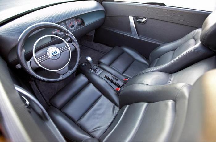 Стильный салон Volvo T6 Roadster